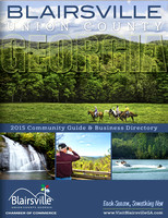 2015 BLAIRSVILLE UNION COUNTY COMMUNITY GUIDE AND BUSINESS DIRECTORY