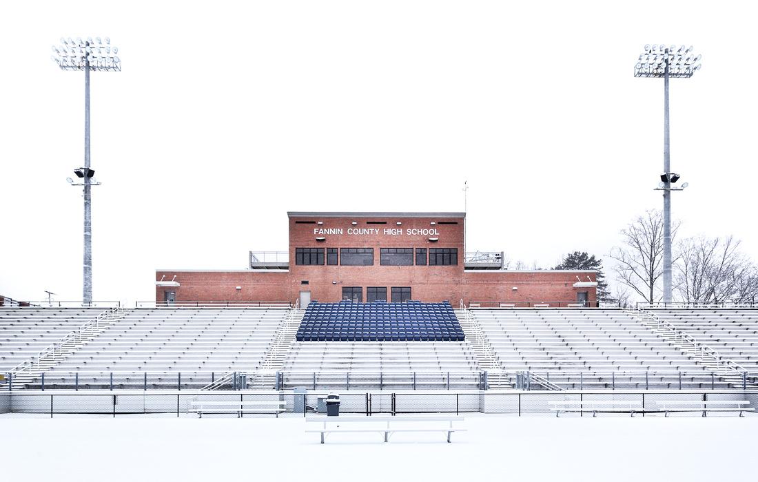 Fannin County High School Football Stadium