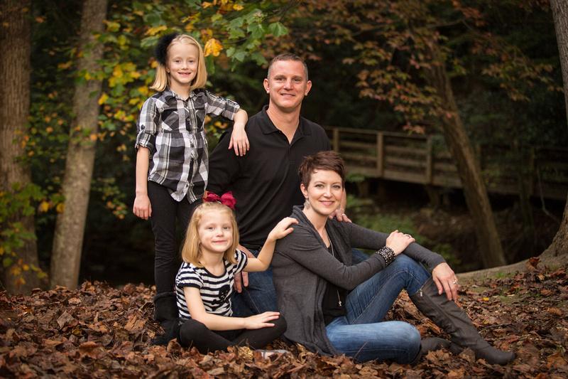 Blue Ridge, Georgia Family Pictures